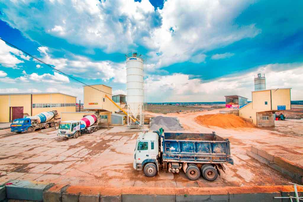производство и продажа бетона в Дмитровском районе