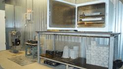 Определение прочности бетона